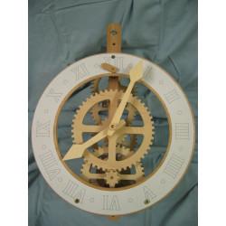 Horloge bois - FLORIS 4...