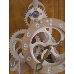 Horloge bois - Floris FL -...