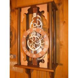Horloge bois - KINEMA 1900...